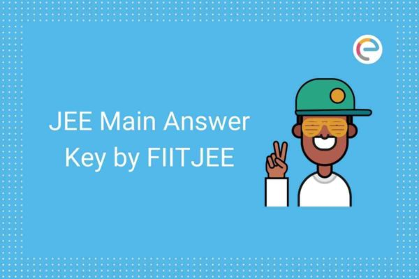 JEE Main Answer Key FIITJEE 2020 Embibe