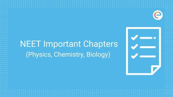 neet important chapters