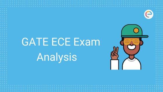 gate ece exam analysis