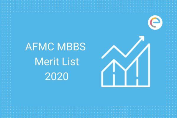 AFMC MBBS Merit List