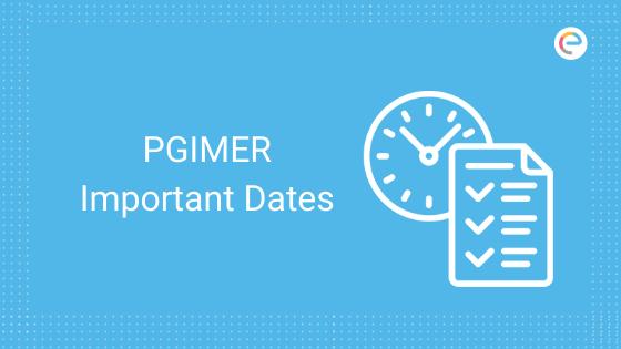 pgimer-important-dates