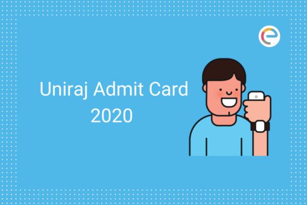 Uniraj Admit Card