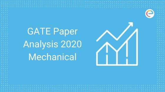 GATE ME Exam Analysis 2020 embibe