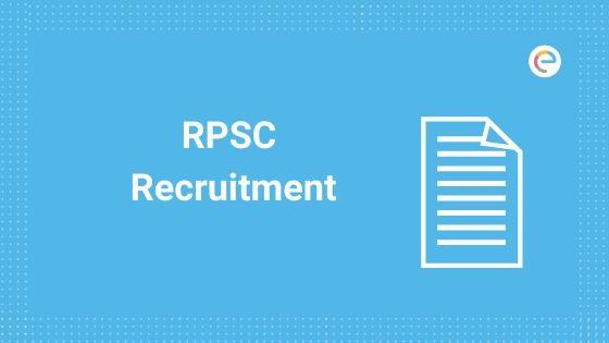 rpsc recruitment embibe
