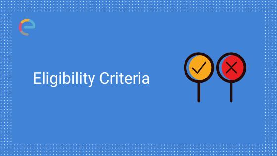 JIPMER Eligibility Criteria