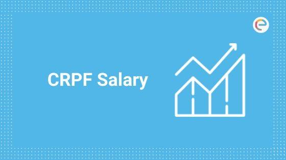CRPF Salary