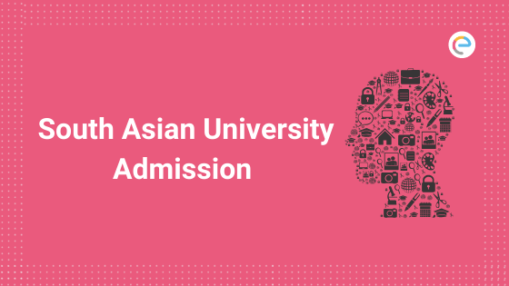 South Asian University Admission