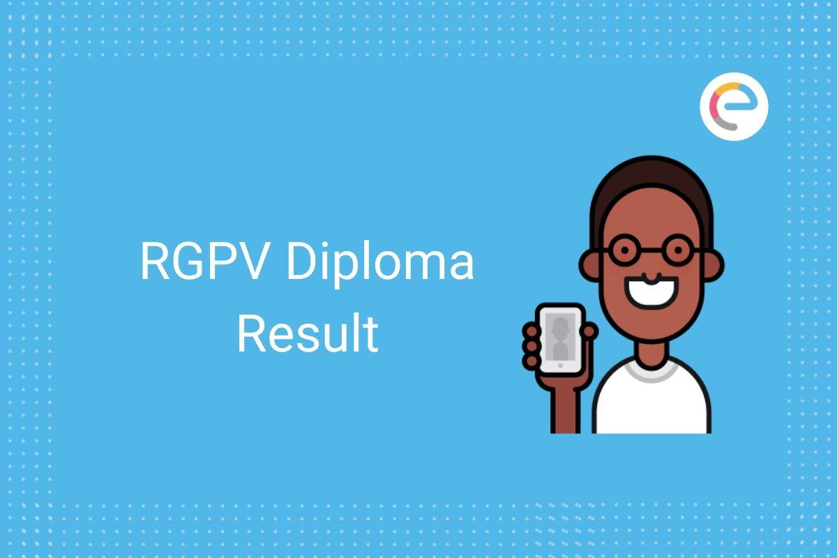 rgpv diploma result