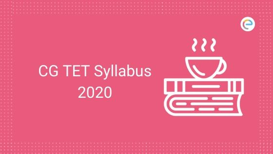 CG TET Syllabus