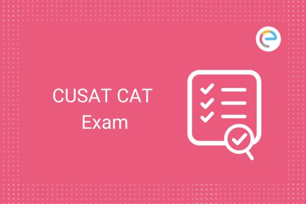 CUSAT CAT 2021
