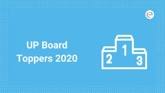UP Board Toppers 2020