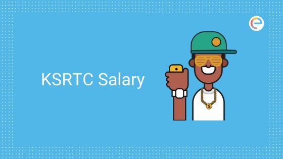 ksrtc salary
