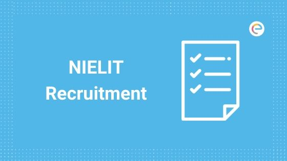 NIELIT Recruitment