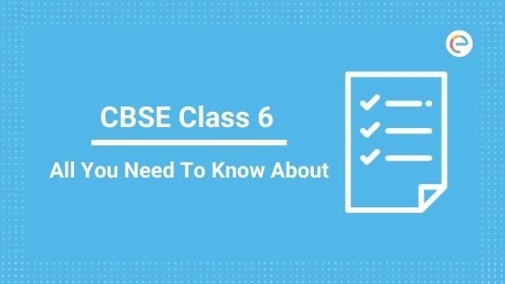 CBSE Class 6