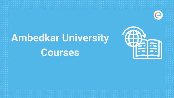 Ambedkar University Courses 2020