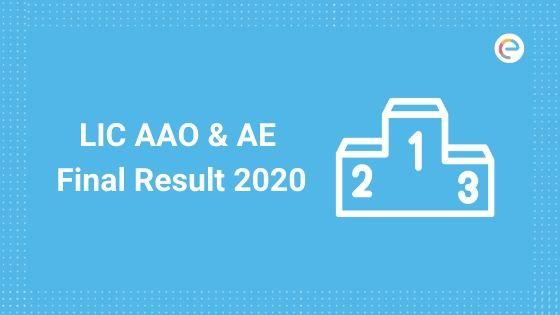 LIC AAO Result 2020