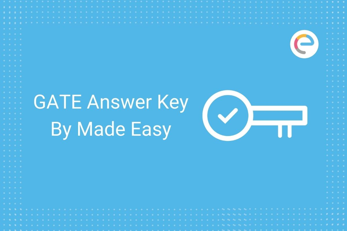 GATE Answer Key By Made Easy