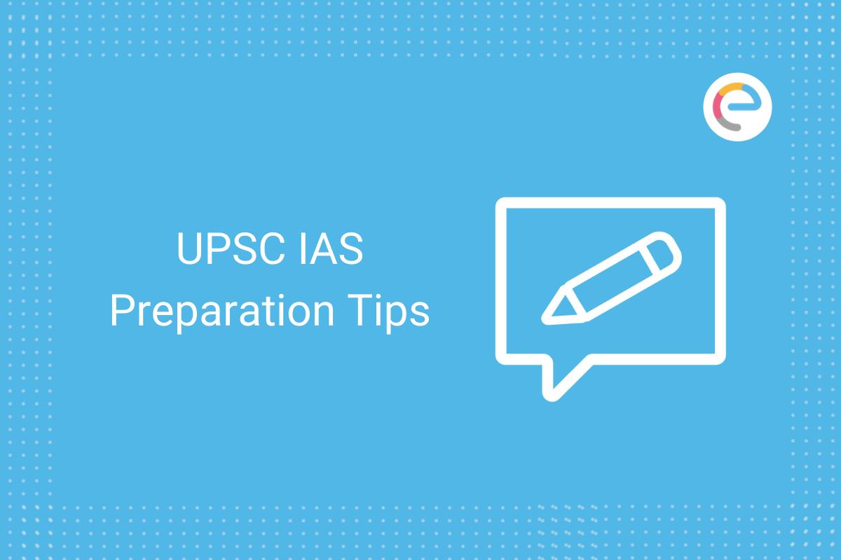 UPSC IAS Preparation