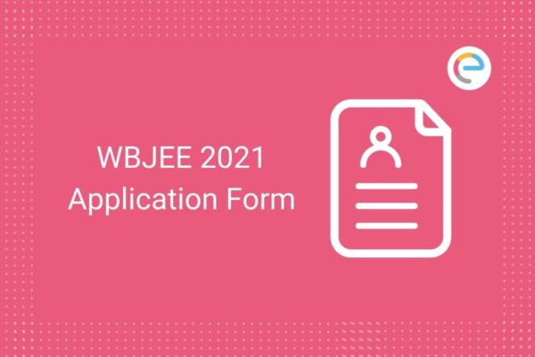 WBJEE Application Form 2021