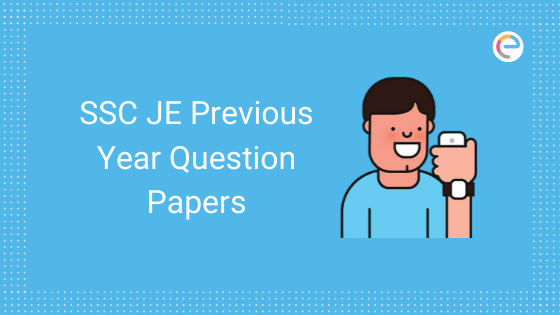 SSC JE Previous Year Papers 2020 embibe