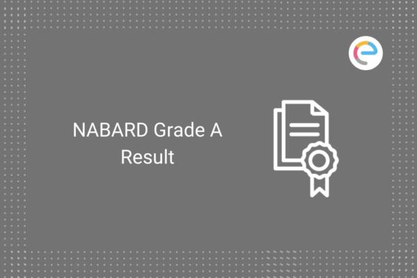 NABARD Grade A Result
