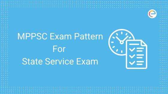 MPPSC Exam Pattern