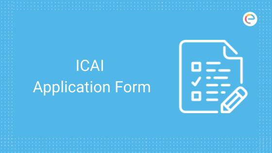 icai-application-form