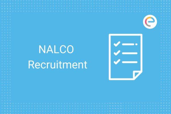 NALCO Recruitment