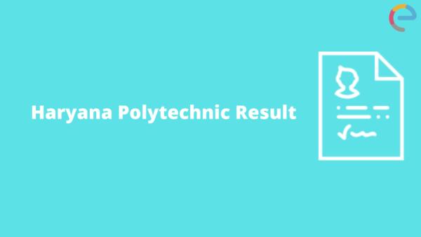 harayana-ploytechnic-result
