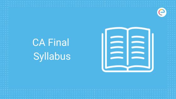 ca-final-syllabus