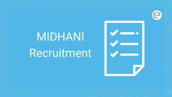 midhani recruitment embibe