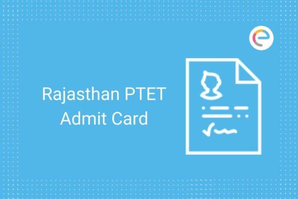 ptet admit card