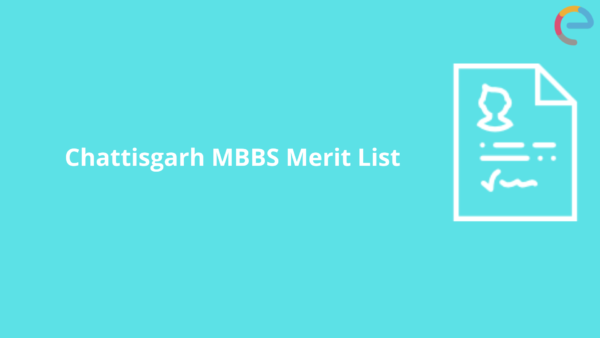 Chhattisgarh mbbs merit list