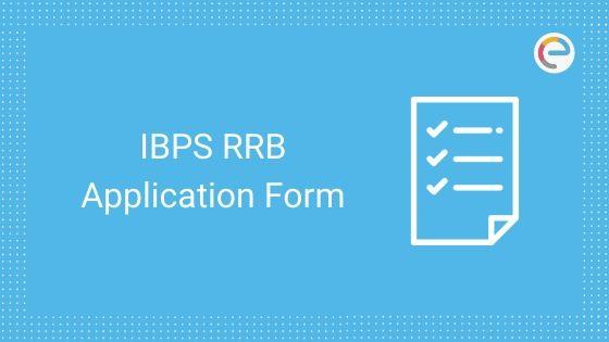 IBPS RRB Application Form