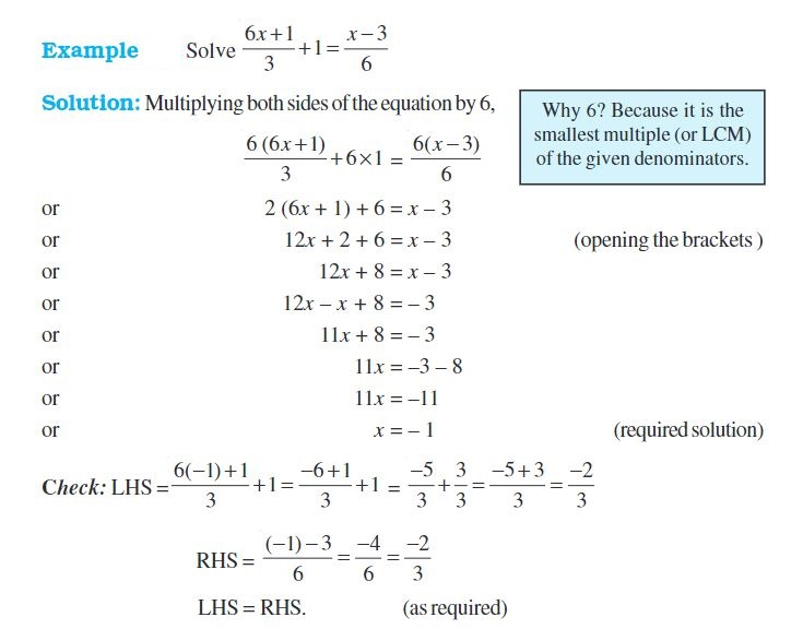 NCERT Solutions For Class 8 Maths Chapter 2