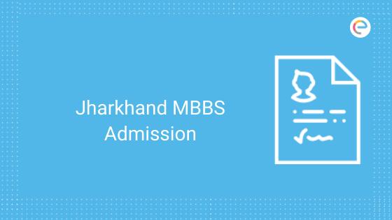 Jharkhand mbbs admission