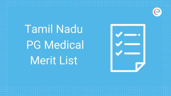 Tamil-Nadu-PG-Medical-Merit-List Tamil Nadu Medical Counselling Application Form on