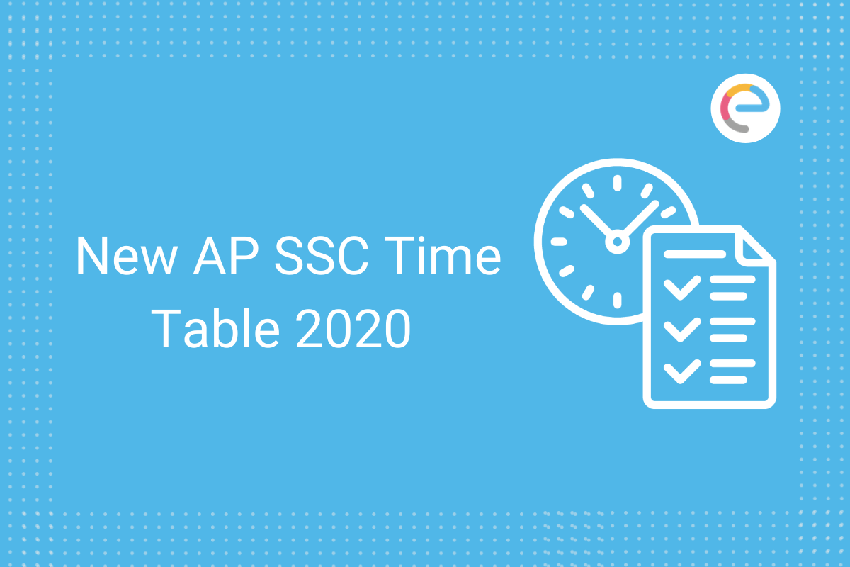 ap ssc time table 2020