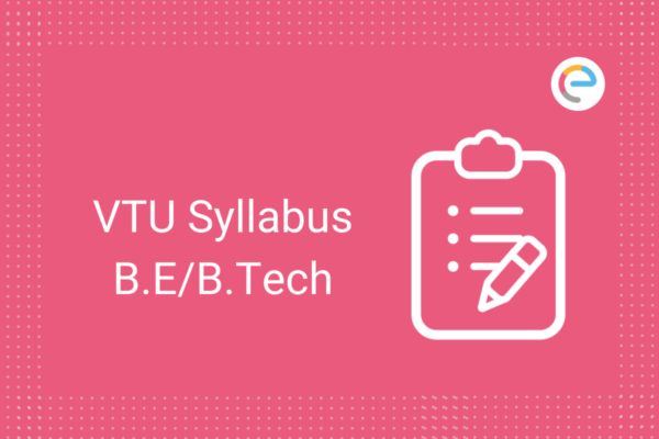 VTU Syllabus Embibe