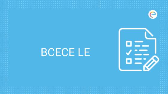 BCECE LE