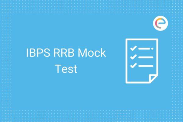 IBPS RRB Mock Test