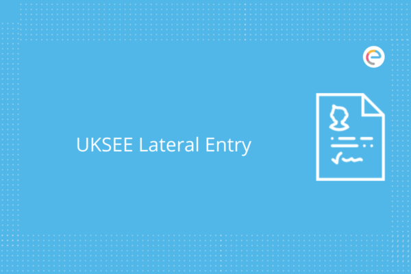 UKSEE Lateral Entry Admission