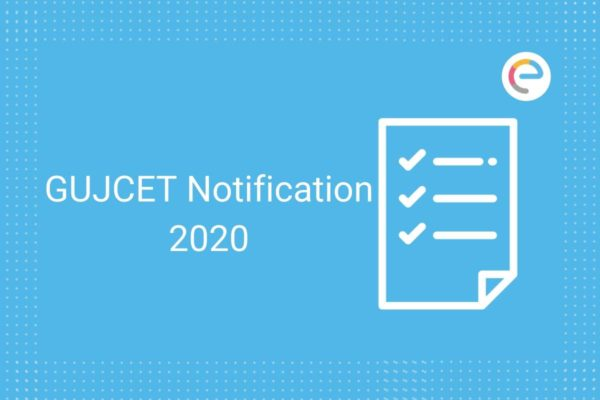 GUJCET Notification 2020