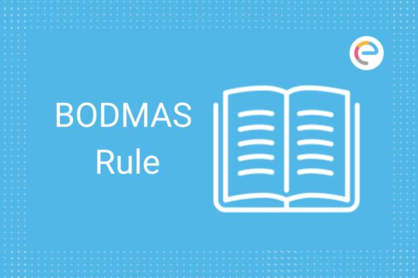 BODMAS Rule