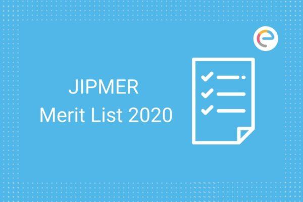 JIPMER Merit List