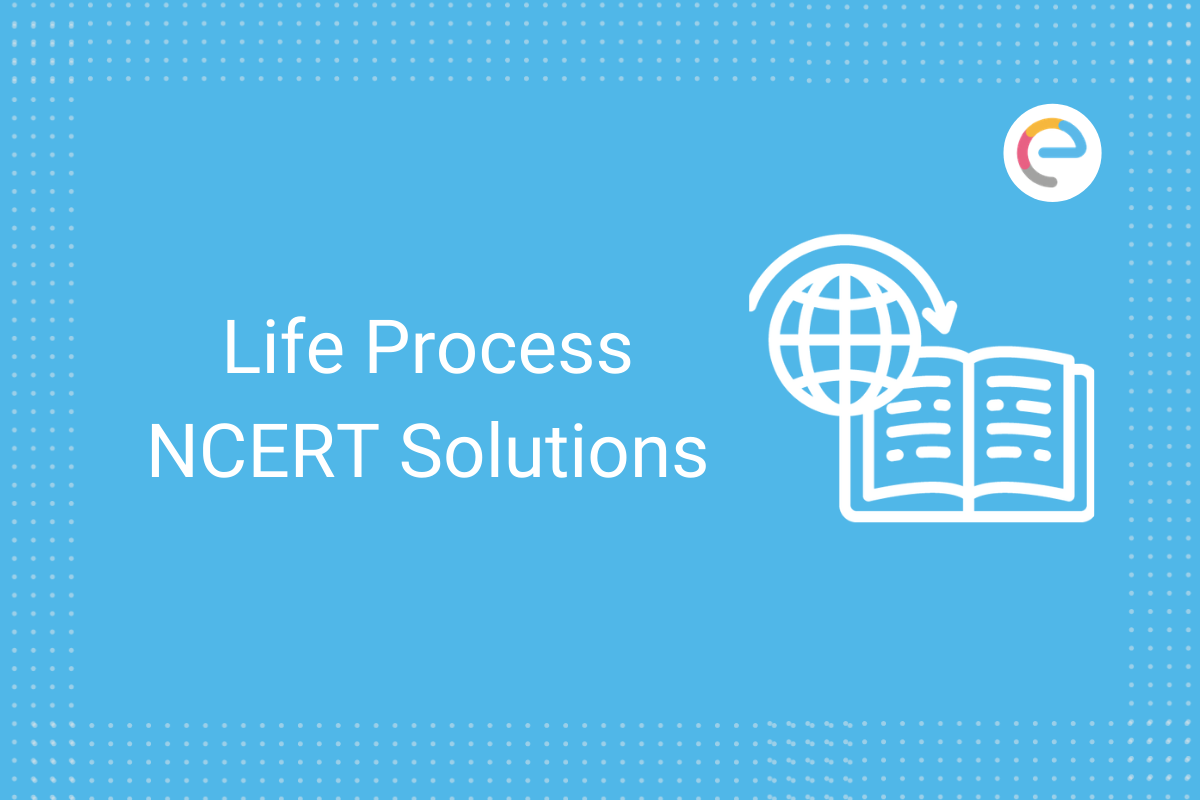 life process ncert soliutions