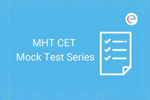 MHT CET Mock Test Series