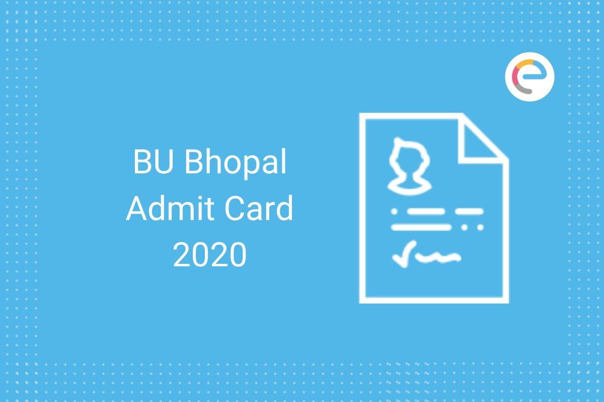Bu bhopal phd course work syllabus