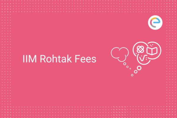 iim-rohtak-fees