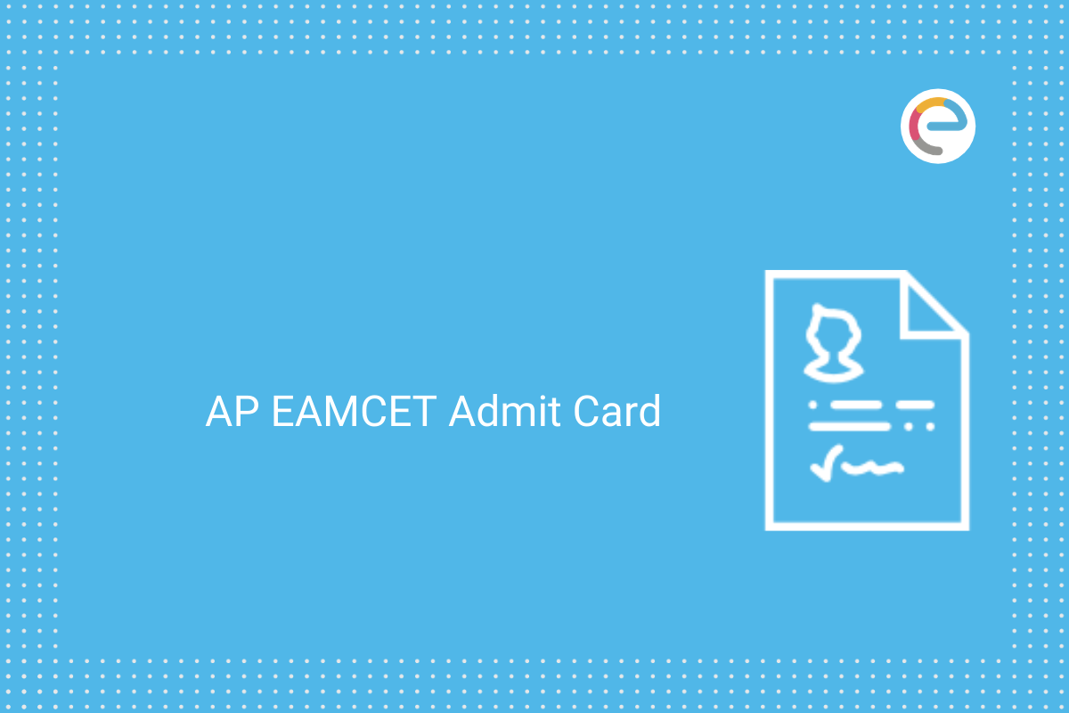 AP EAMCET Admit Card